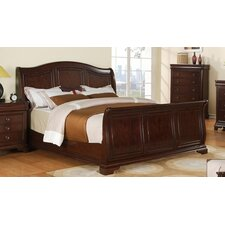 Macdougall Sleigh Customizable Bedroom Set by Rosalind Wheeler