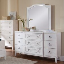 9 Drawer Dresser with Mirror by House of Hampton