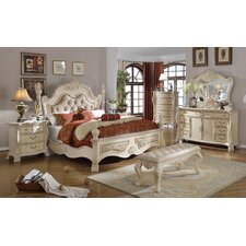 Monaco Panel Customizable Bedroom Set by Meridian Furniture USA