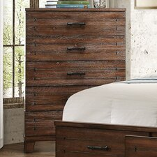 Empire 5 Drawer Chest by Loon Peak®