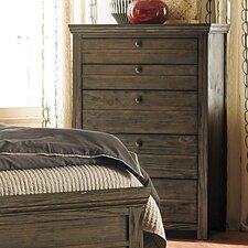 Hollister 5 Drawer Chest by Loon Peak®