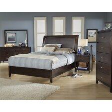 Desmarais Sleigh Customizable Bedroom Set by Brayden Studio®