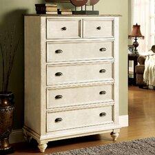 Coolidge 6 Drawer Standard Chest by One Allium Way®