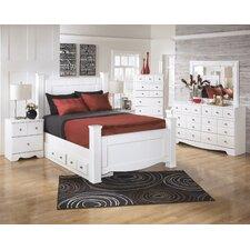 Carrabassett Panel Customizable Bedroom Set by Beachcrest Home Cheap