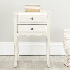 Clare 2 Drawer Nightstand by August Grove®