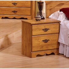 Huntington 2 Drawer Nightstand by South Shore