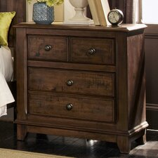 Murdock 2 Drawer Nightstand by Darby Home Co®