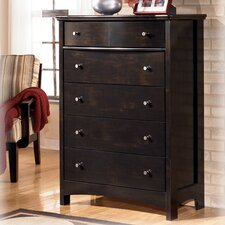 Menard 5 Drawer Chest by Signature Design by Ashley