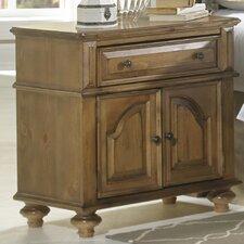 Mornington 1 Drawer Nightstand by Rosalind Wheeler