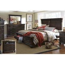 Panel Customizable Bedroom Set by Rosalind Wheeler