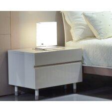 2 Drawer Nightstand by Argo Furniture