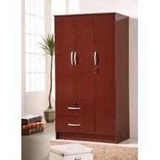 3 Door Armoire by Hodedah
