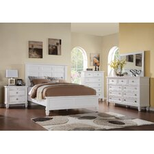 Dolce Panel Customizable Bedroom Set by Wildon Home ®