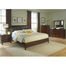Denver Platform Customizable Bedroom Set by Wildon Home ®