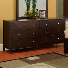 Arrowwood 6 Drawer Dresser by Andover Mills®