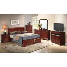 Corbeil Panel Platform Customizable Bedroom Set by Lark Manor Compare Price