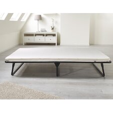 Saver Folding Bed with Memory Foam Mattress and Cover by Jay-Be