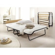 Contour Folding Bed with Pocket Spring Mattress by Jay-Be