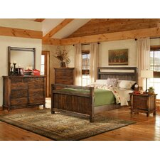 Wooden Side Rails by Wildon Home ®