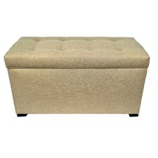 Allure Upholstered Storage Bedroom Bench by MJL Furniture