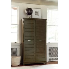 Varsity 2 Door Wardrobe by SmartStuff Furniture
