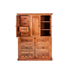 Mission Armoire by Forest Designs Online Cheap
