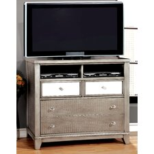 Whitworth 4 Drawer Media Chest by House of Hampton