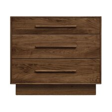 Moduluxe 3 Drawer Chest by Copeland Furniture