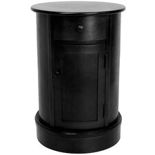 Gaylord 1 Drawer Nightstand by Darby Home Co®
