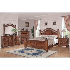 Millikin Panel Customizable Bedroom Set by Rosalind Wheeler