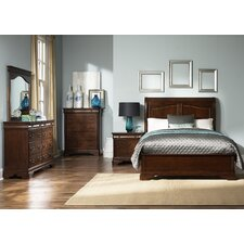Ruppert Platform Customizable Bedroom Set by Rosalind Wheeler