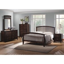 Crimmins Queen Sleigh Customizable Bedroom Set by Darby Home Co®