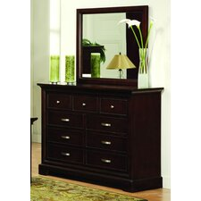 Troxell Dresser and Mirror Set by Darby Home Co®