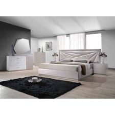 Emesto Panel Customizable Bedroom Set by Wade Logan®