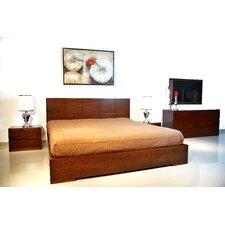 Kale Platform Customizable Bedroom Set by Wade Logan®