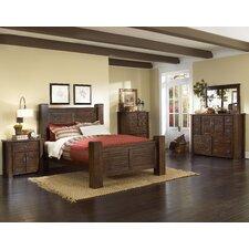 Bison Ridge Panel Customizable Bedroom Set by Loon Peak®