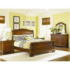 Dolson Sleigh Customizable Bedroom Set by Rosalind Wheeler