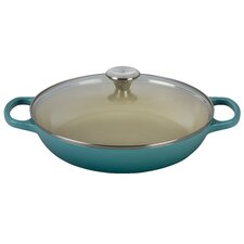 3.5 Qt. Round Buffet Casserole with Lid