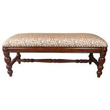 Upholstered Bedroom Bench by Design Toscano