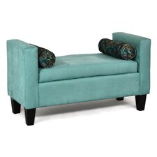 Alauda Upholstered Bedroom Bench by Mercury Row®