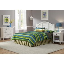 Kenduskeag Platform 3 Piece Bedroom Set by Breakwater Bay