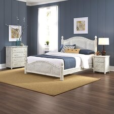 Naugatuck Panel 3 Piece Bedroom Set by Bay Isle Home