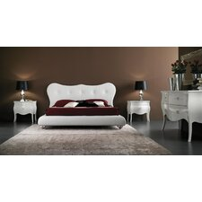 Platform Customizable Bedroom Set by House of Hampton