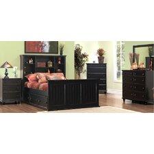 Roselle Twin Panel Customizable Bedroom Set by Breakwater Bay