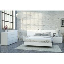 Platform Customizable Bedroom Set by Latitude Run