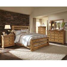 Castagnier Panel Customizable Bedroom Set by Lark Manor