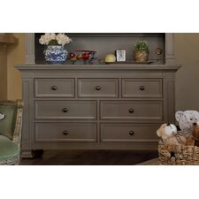 Wakefield 7 Drawer Dresser by Million Dollar Baby Classic