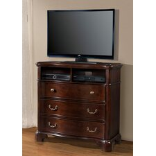 Alanya 3 Drawer Media Chest by Astoria Grand