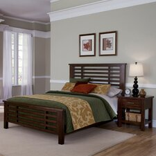 Rockvale Panel 2 Piece Bedroom Set by Loon Peak®