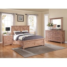 Panel Customizable Bedroom Set by Trent Austin Design®